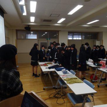 飯田OIDE長姫高校へお邪魔してきました